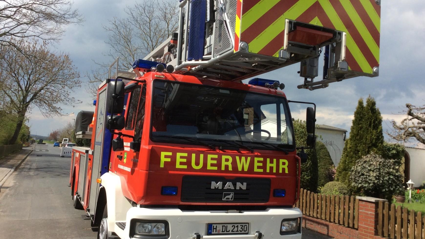 Stichpunkt Feuerwehr