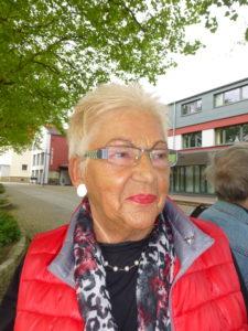 Vielen Dank Waltraut Rose für die Unterstützung von AKTIV FÜR BARSINGHAUSEN