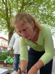 Vielen Dank an Andrea Karasch für die Unterstützung von AKTIV FÜR BARSINGHAUSEN
