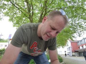 Vielen Dank an Oliver Stockmann für die Unterstützung von AKTIV FÜR BARSINGHAUSEN