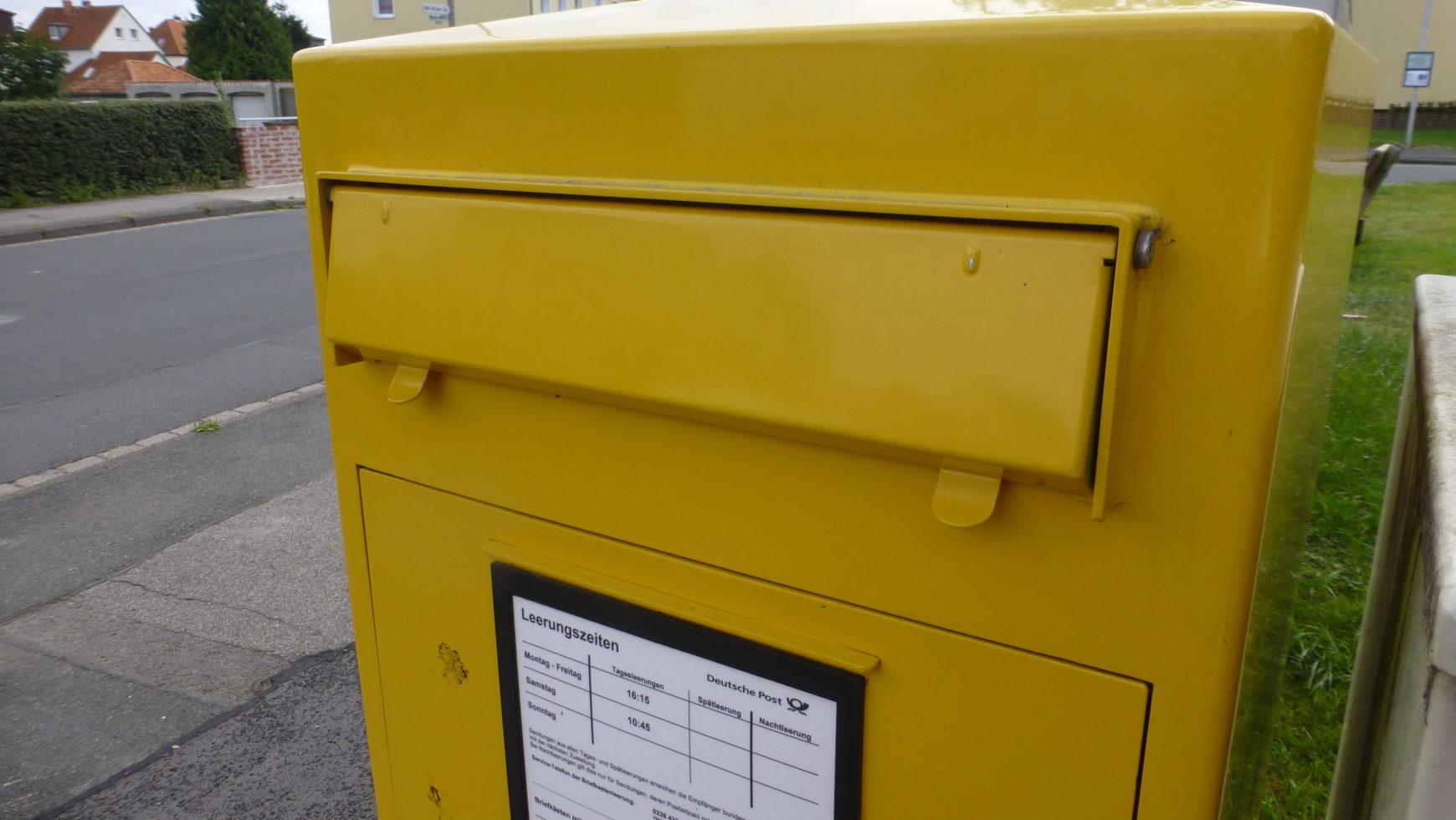 Beantragung von Wahlscheinen für die Briefwahl im Onlineverfahren