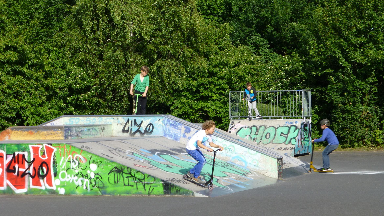Skateranlage – Jugendliche sollen mitplanen