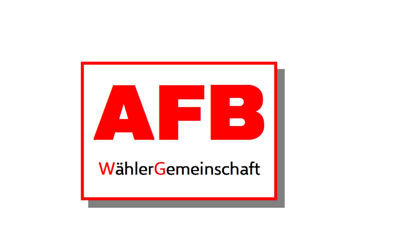 Ratsmitglieder First – AFB sagt Nein