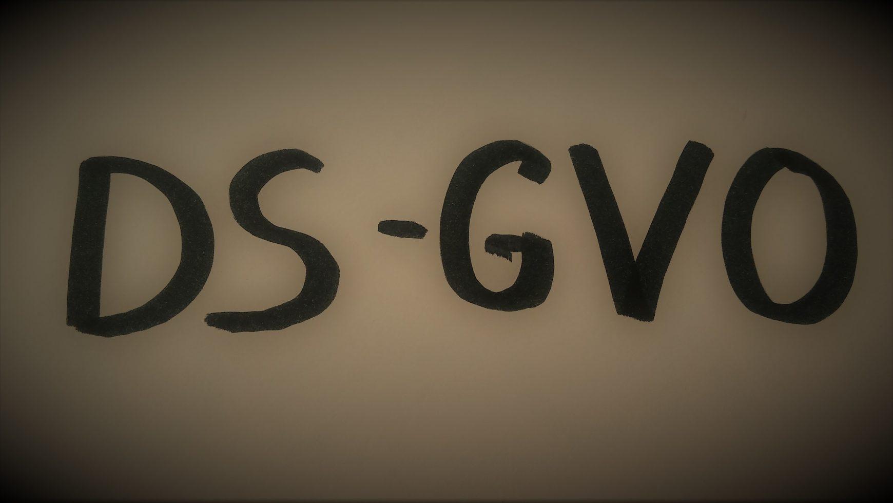 Einladung zur Infoveranstaltung DS-GVO