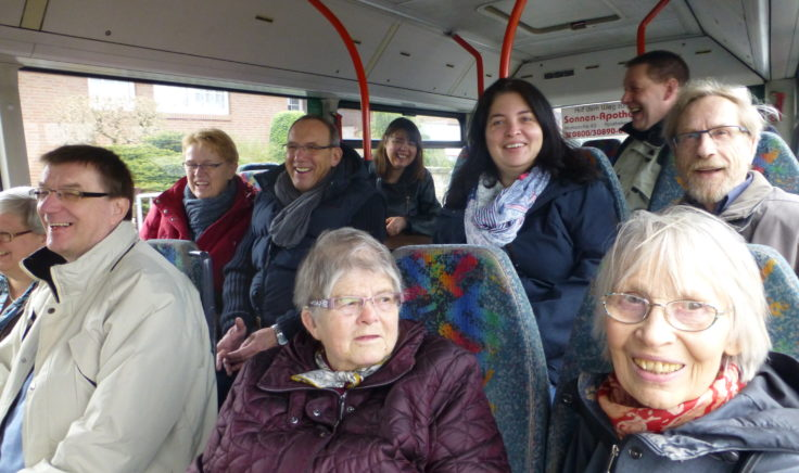 Einsatz für Stadtbus wird fortgesetzt