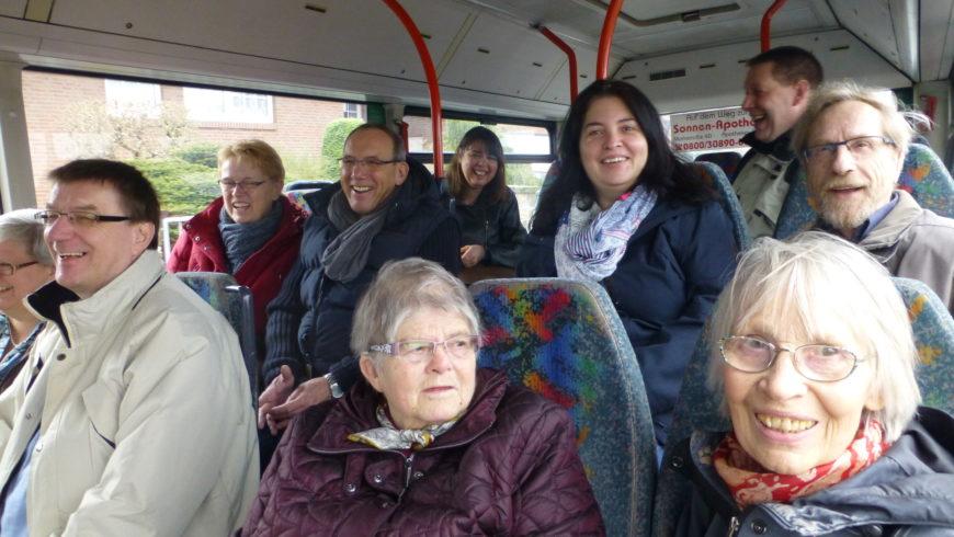 Stärkung des Angebotes : Stadtbus